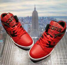 Converse ERX 260 Ox Low Top Enamel Red/Black-White Mens Size 9 165043c New