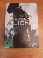 Cowboys & aliens box metallo steelbook bluray accendino zippo fumetto lighter