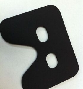 Concept 2 Rowing Machine foam rubber Seat Pad. Fits all models.