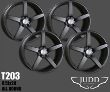 Judd Lacquered Rims with 5 Studs