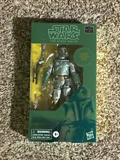 Star Wars Black Series Carbonized Boba Fett 6-Inch Figure