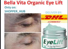 EyeLift Eye Cream Gel for Dark Circles,Women & Men, Green, 20 g - UK