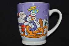 Milka Sammeltasse Edition Nr. 11 Weihnachtsbecher Weihnachtstasse 2. Wahl