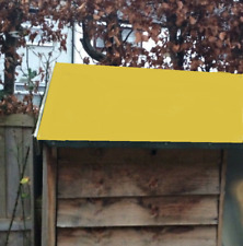 Replacement shed roof felt alternative one piece uv pvc 3 sizes (underlay)