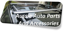 SILVER Roof Rack Cross bars SUZUKI Grand Vitara w/Roof Rails 05/99-08/05