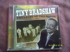 TINY BRADSHAW-BREAKING UP THE HOUSE Jazz 2CD