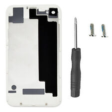 Battery Cover Back Housing Rear Glass Replacement For iPhone 4 A1322 4S A1387