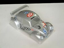 1/10 VW Bug beetle baja rc car body clear 200mm tamiya losi traxxas kyosho 0045