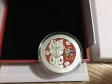 New Zealand - 2017 - Silver $1 Proof Coin- 1 OZ The British & Irish Lions