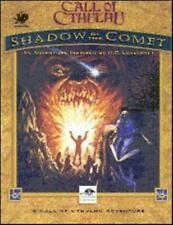 Call Of Cthulhu: Shadow of the Comet PC CD story adventure game! H.P. Lovecraft
