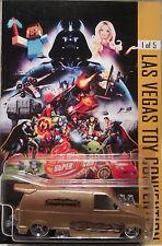 Hot Wheels CUSTOM '85 CHEVY ASTRO VAN 2015 Las Vegas Real Riders LTD 1/5 Made!