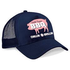 Chapeaux camionneurs bleus pour homme
