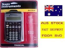 Texas Instruments - TI BA II Plus Financial Calculator TI BAII + *AUS STOCK*