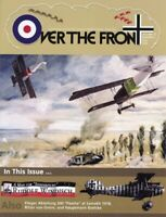 Over The Front WWI Aviation Historians Vol.17 No 3 Fall 2002 Magazine #OTF173 U