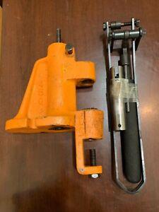 Lyman 450 Lube Sizer - Next Generation Orange Model