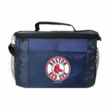 Boston Red Sox Insulated 6 Pack Cooler/Lunch Bag