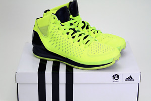 """Limited Adidas D Rose 3 """"Great Chicago Fire"""" size 9.5 (G56949)"""