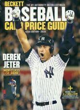 Beckett 2020 #42 Baseball Card Annual Price Guide