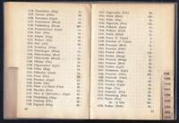 ALLEMAGNE-PRUSSE-BEWERTUNG DER PREUSSISCHEN RINGNUMMERN STEMPLE YEAR 1949