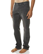 "BRAND NEW +TAG BILLABONG REGULAR REXFORD STRETCH MENS 30"" DENIM JEANS SMOKE GREY"