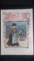 Rivista Jeans Che Rit N° 269 1906 Giornale Illustre che Appaiono Il Venerdì ABE