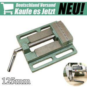 5 Zoll Maschinenschraubstock für Ständerbohrmaschine Maschinen Schraubstock DE