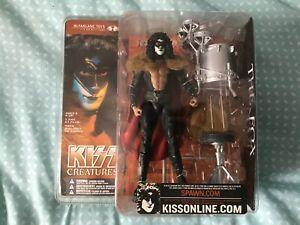 McFarlane Toys 2002 KISS Creatures Eric Carr The Fox Action Figure