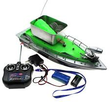 New Mini RC Bait Fishing Boat Remote Boat Fish Finder Factory Green With US Plug