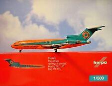 Herpa Wings 1:500 Boeing 727-100  TransBrasil  PT-TYU  531115  Modellairport500