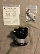 Really Right Stuff TA-2U-LC Leveling Base with Lever Release Clamp - Tripod- New
