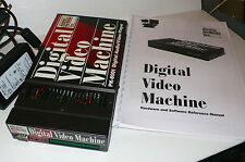 Alcorn McBride Digital Video Machine PK-8001 Audio/Video Player