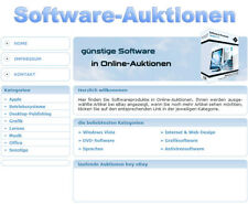 Software  in Online-Auktionen - PHP-Script