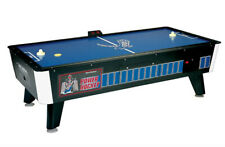 8' Great American Power Air Hockey Coin-Op Side Score Game