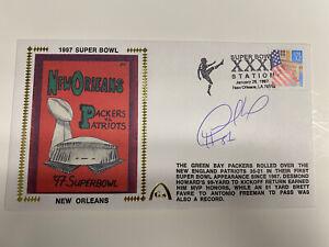 Desmond Howard 1997 Super Bowl Signed First Day Cover, JSA