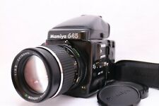 [Exc+4]Mamiya 645 Pro AE Prism Finder w/Sekor C 150mm f3.5 Lens From Japan #0601