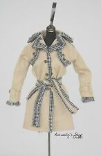 FASHION ROYALTY Life on the Runway Travel Wear 2004 OUTFIT