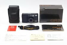 【N,Mint/ Box】 Ricoh GR21 Point & Shoot Film Camera From JAPAN #545