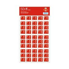 Royal Mail Large Letter First Class Stamps - Brand New, Red Large First 1st