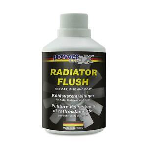 Radiator Flush Clean Cooling System Removes Deposits Coolant Additive