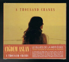 ÇIGDEM ASLAN - A THOUSAND CRANES - 13 TRACKS - 2016 - NEUF NEW NEU