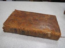MEMOIRES DE MAXIMILIEN DE BETHUNE DUC DE SULLY TOME 6 1778 *