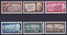 DDR Mi Nr. 398 - 403 **, Patrioten 1953, postfrisch, MNH