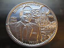 1982 Walt Disney Token Mickey Mouse Disney Castle Mardi Gras Doubloon Coin