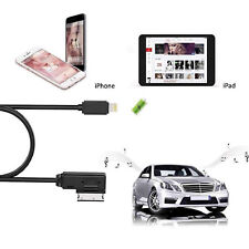 1M Charging Audio Cable AMI MDI MMI Adapter for iPod iPhone 5 5S 6 6s Audi Q3 VW