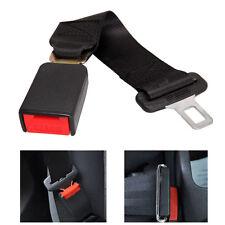 "14"" Seat Seatbelt Safety Extender Belt Extension 7/8"" Buckle For Audi Ford BMW"