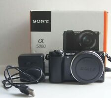 Sony a5000 20.1MP (Body Only) 10k Clicks Mirrorless Digital Camera