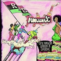 FUNKADELIC One Nation Under A Groove CD  Import Mint Condition