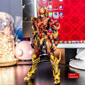 Play Arts Kai Variant DC Comics The Flash Action Figure Model Collection Toy