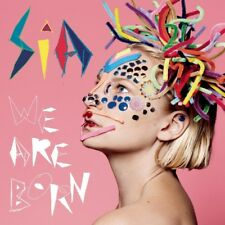 We Are Born - Sia (Album) [CD]