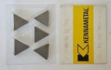 KENNAMETAL TPG 432 Carbide Cutting Inserts K21 Grade